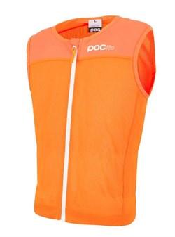 Детская защита спины POC POCITO VPD SPINE Fluorescent Orange  - фото 9372