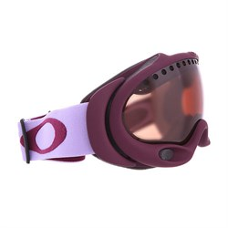 Маска Oakley A FRAME GRAPE WINE w/ VR28 NA - фото 9400