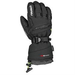 Перчатки Reusch Volcano GTX® XCR® 716 black/neon green - фото 9490