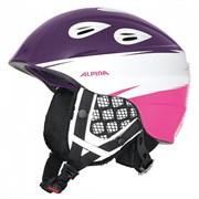 Горнолыжный шлем Alpina GRAP 2.0 JR, violet-pink
