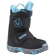 Детские сноубордические ботинки BURTON GROM, BLACK