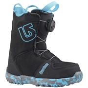 Детские сноубордические ботинки BURTON GROM BOA, BLACK