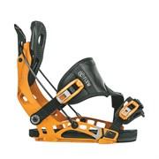 Сноубордические крепления FLOW NX2 Hybrid, Cadmium