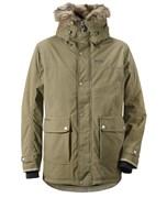 Мужская куртка Didriksons BRISK (068, темно-зеленый)