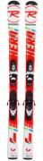 Детские горные лыжи Rossignol HERO JR KID-X/KID-X 4 B76 (RAFJY02+FCFK002)
