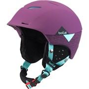 Горнолыжный шлем Bolle SYNERGY, SOFT PURPLE/MINT