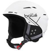 Горнолыжный шлем Bolle B-FUN, SOFT WHITE/BLACK