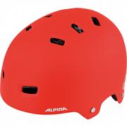 Велошлем (парковый) Alpina Park red
