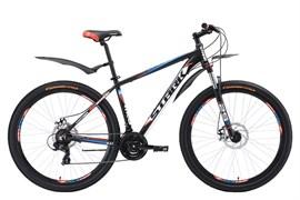 Горный велосипед Stark Hunter 29.2 D, тёмно-серый/чёрный/зелёный