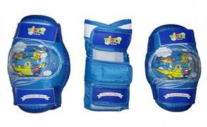 Комплект детской защиты 3 в 1 Vinca VP 32, blue