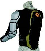 Rossignol куртка Integral SR защита спины плеч рук