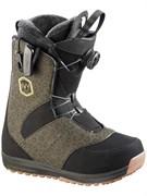 Ботинки для сноуборда SALOMON IVY BOAleopard