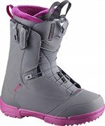 Ботинки для сноуборда SALOMON PEARL grey