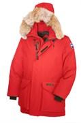 Мужская куртка Canada Goose Ontario,  Red