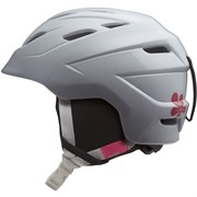 Giro	Nine.10Jr White Flower Dot