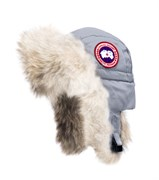 Canada Goose Шапка Aviator, Mid Grey