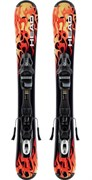 Сноублейды HEAD the Rod 94, red-black