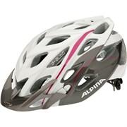 Летний шлем Alpina D-ALTO WHITE-TITANIUM-PURPLE