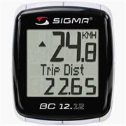 Велокомпьютер SIGMA BC12.12 Topline, 12 функий