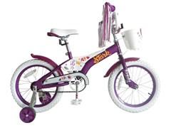Детский велосипед StarkTanuki 16 Girl, violet