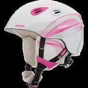 Детский шлем Alpina GRAP 2.0 JR, pink prosecco