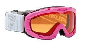 Детская горнолыжная маска Alpina JUNIOR Ruby S, rose /SH S1