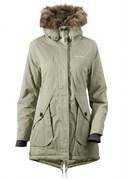 Женская куртка Didriksons ANGELINA (123, темно-серый)