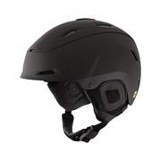 Шлем Giro RANGE, Matte Black Fabricator + крепление для GoPro