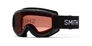 Маска Smith Cascade Air, black/rc36