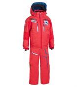 Костюм детский PHENIX Norway Alpine Team Kids Two-piece, Red