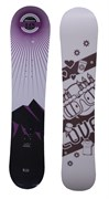 Сноуборд Top Sport Ultimatum purple (white/black)