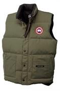 Мужской жилет Canada Goose Freestyle Vest, Military Green