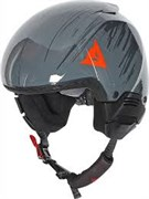 Шлем Dainese GT RAPID-C EVO STEEL-GRAY/LIGHT RED