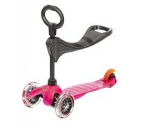 Самокат для детей Mini Micro 3 in 1, Pink