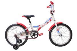 Детский велосипед StarkTanuki 16, white