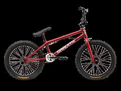 BMX Stark Gravity, красно/белый