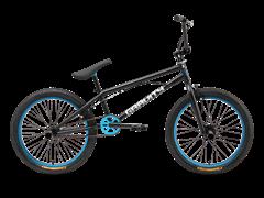 BMX Stark Gravity, черно/белый