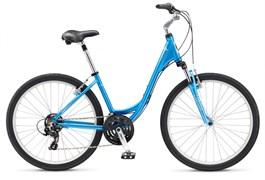 Женский велосипед Schwinn Sierra 1, blue