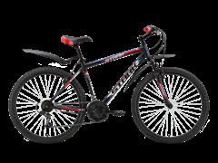 Горный велосипед Stark Outpost, Black/Red