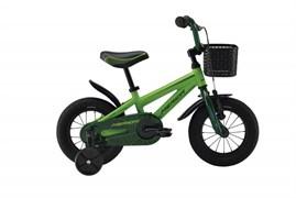 Детский велосипед Merida Spider J12 Green/dark green