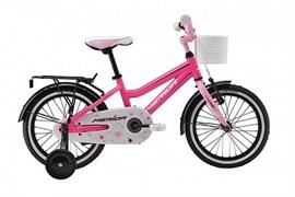 Детский велосипед Merida Bella J16 Pink/pink (30491)