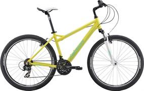 Женский велосипед Merida Juliet 6.5-V Matt Yellow (Green)