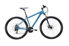 Горный велосипед Merida Big.Nine 10-MD Matt Blue (Black)