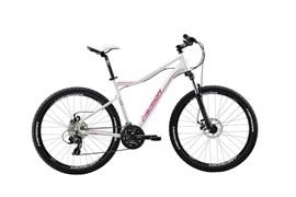 Женский велосипед Merida Juliet 6.15-MD White (Pink)