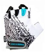 Перчатки велосипедные Vinca, VG 947 Wings
