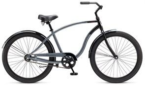 Комфортный велосипед Schwinn Tornado, Black/Grey