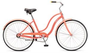 Комфортный велосипед Schwinn Slik Chik, Coral