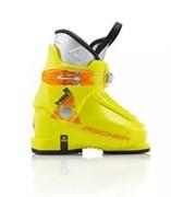 Детские горнолыжные ботинки Fischer Ranger 10 Jr Thermoshape/Yellow