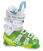 Женские горнолыжные ботинки Head Adapt Edge 85 W TRANS-YELLOW/WHITE (605134)