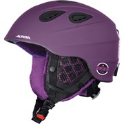 Шлем Alpina GRAP 2.0 L.E, deep-violet matt